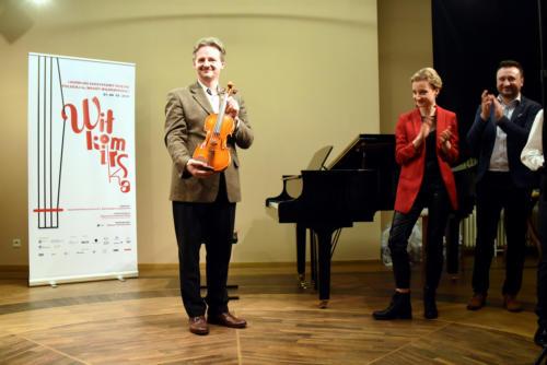 Grand Prix - skrzypce lutnicze