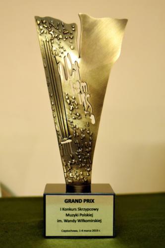 Grand Prix - statuetka